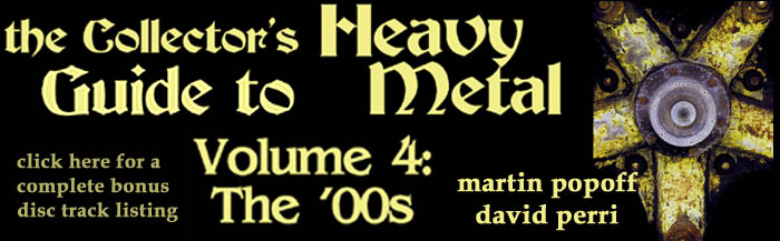 Collector's Guide to Heavy Metal Vol 4: The 00s