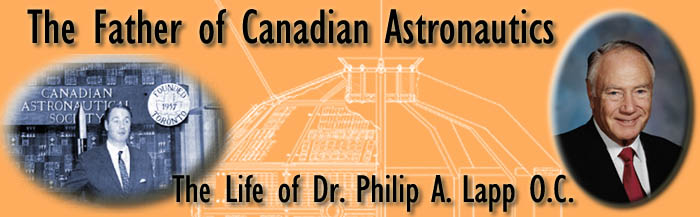 The Father of Canadian Astronautics