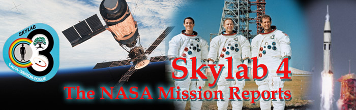 Skylab 4 The NASA Mission Reports